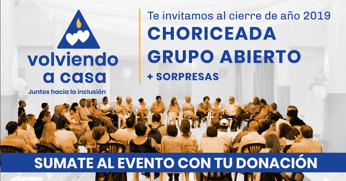 Choriceada 2019